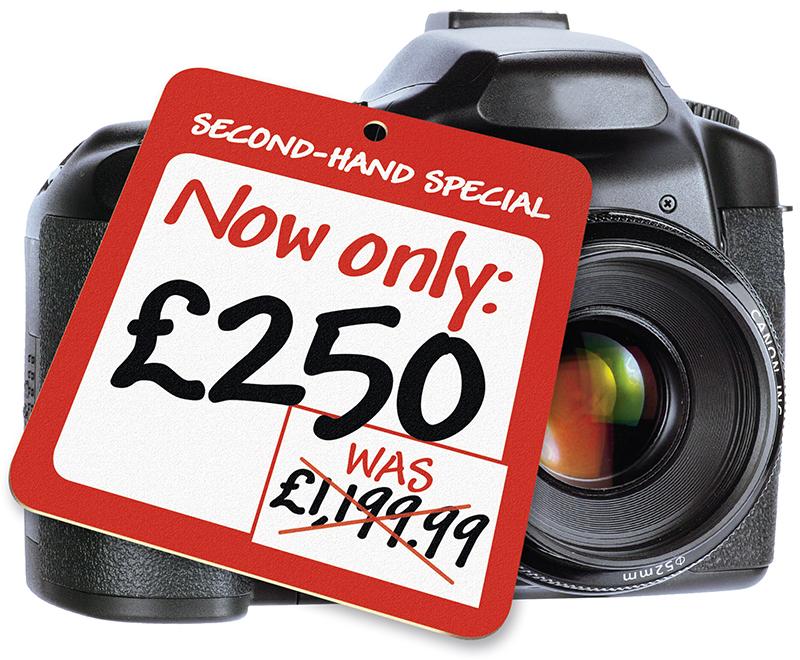 Buying a second-hand DSLR - Amateur Photographer
