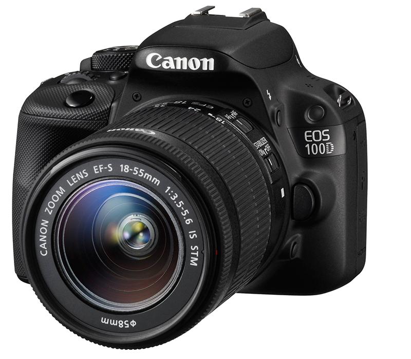 Canon EOS 100D review