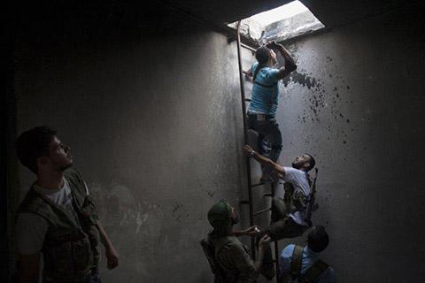 © AFP/ Fabio Bucciarelli