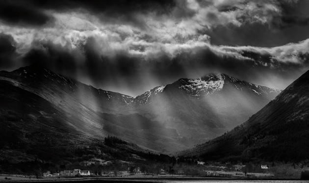 Photo Insight With David Byrne - Scottish Highlands -8037