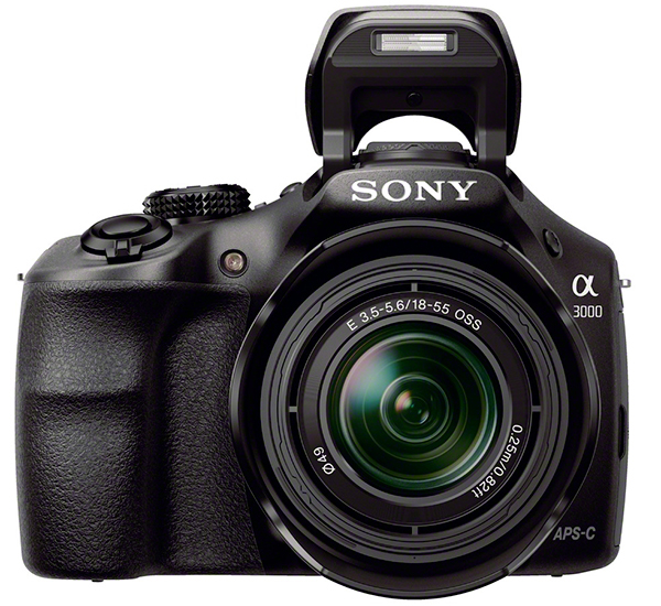 Sony Alpha 3000 review
