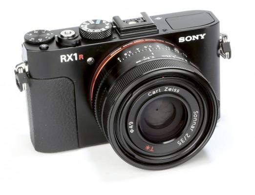 Sony Cyber-shot DSC-RX1R front