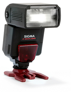Sigma EF-610 DG Super flashgun