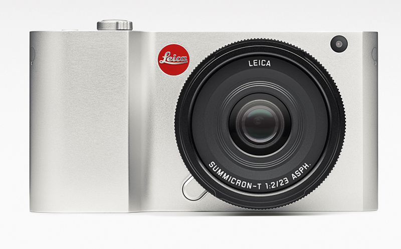 Leica T front view