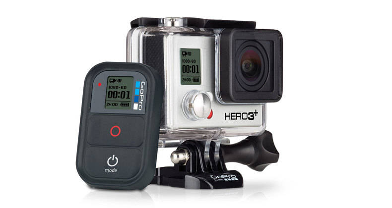 The 8 Greatest Things that Have Recently Happened to a GoPro