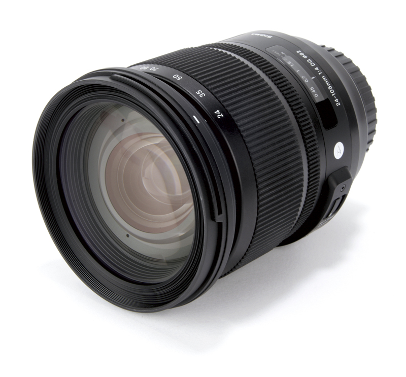 Sigma 24-105mm f/4 DG OS HSM|A review