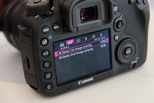 Nikon D7500 vs Canon EOS 7D Mark II - Amateur Photographer