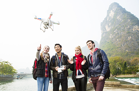 Photography And Drones The Rules Amateur Photographer