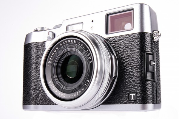 Fuji X100F Vs X100T Lens