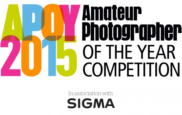 Amateur Photographer of Year 2015 in association with Sigma Imaging UK - Magazine cover
