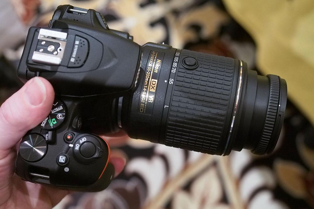 Nikon D5500 Review - Page 10 of 10 - Amateur Photographer