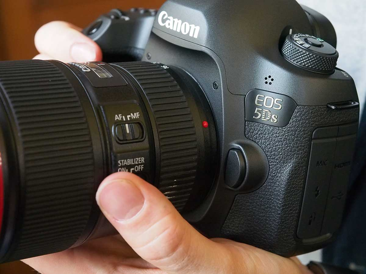 Canon EOS 5Ds Review – Hands-on First Look - Amateur Photographer