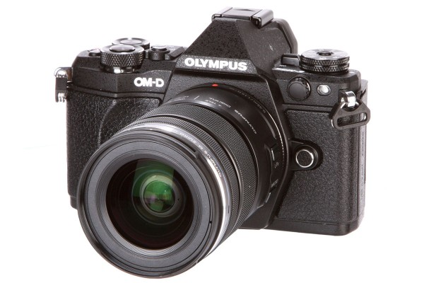 Olympus OM-D E-M5 Mark II with 12-50mm f/3.5-6.3 EZ lens