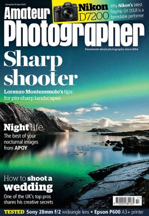 Amateur Photographer 25 April 2015