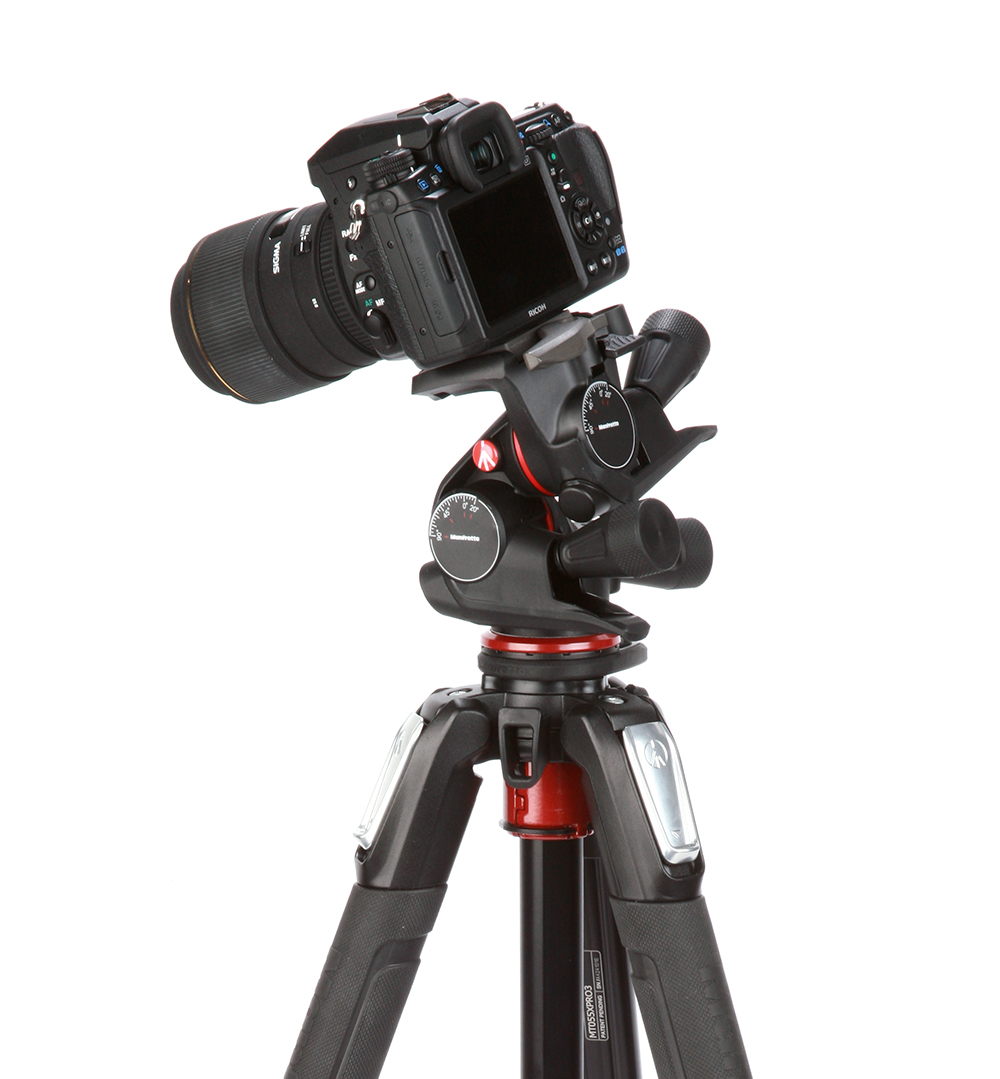 Manfrotto XPRO geared head review - Amateur Photographer