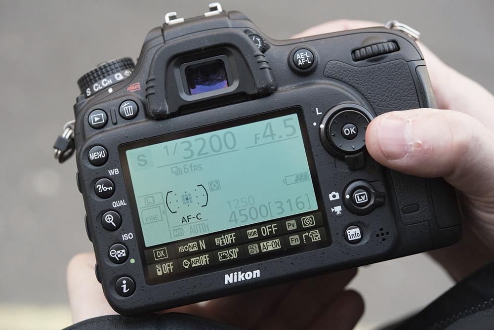 master your camera setting your nikon d7100 for action photography rh amateurphotographer co uk nikon d7100 manual in limba romana nikon d7100 manual focus