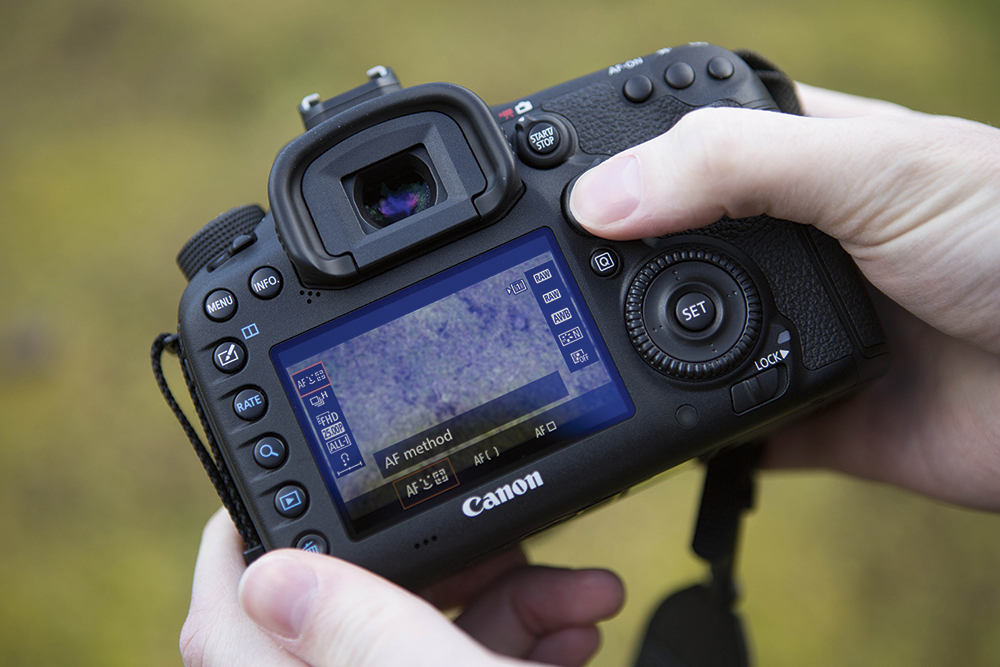 Master your camera: Shooting video on the Canon EOS 7D Mark II