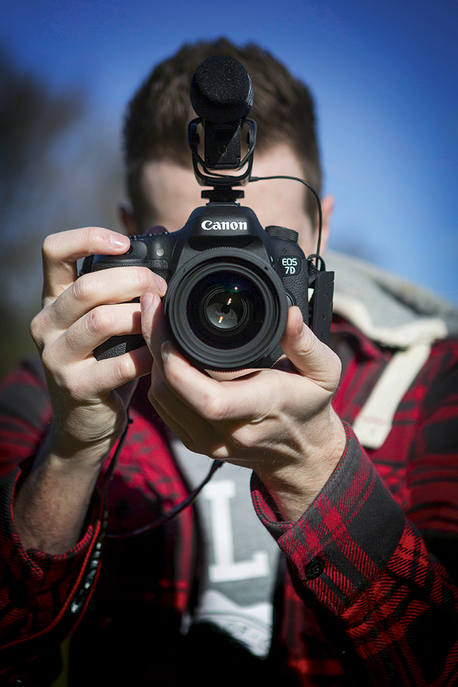Master your camera: how to shoot video on the Canon EOS 7D Mark II