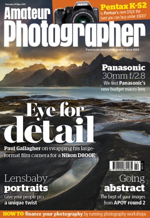 Amateur Photographer 30 May 2015 cover for web