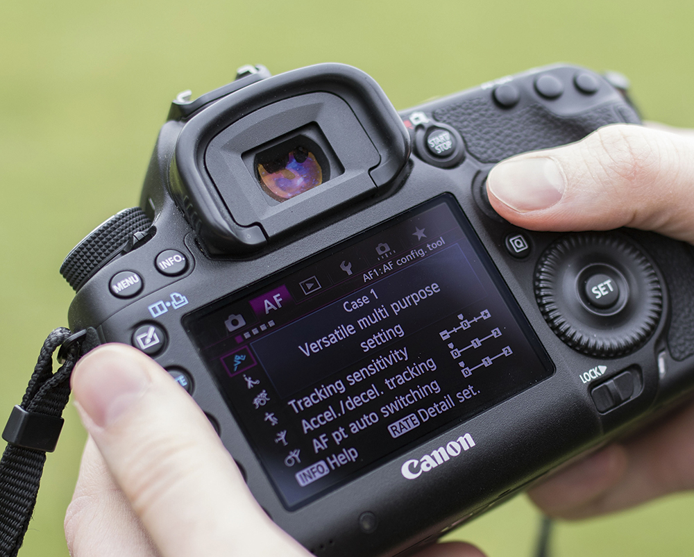 master your camera controlling autofocus on the canon eos 5d mark rh amateurphotographer co uk canon 5d mark 2 manual video settings canon 5d mark ii user manual video