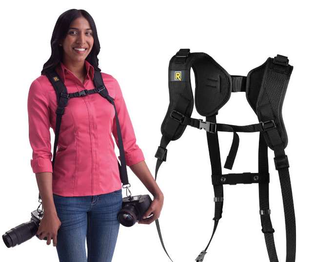 blackrapid double best harnesses and straps for wedding photographers amateur dual camera harness at webbmarketing.co