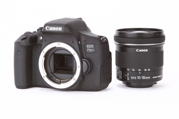 Canon EOS 750D product shot 3