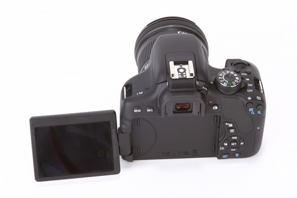 Canon EOS 750D product shot 5
