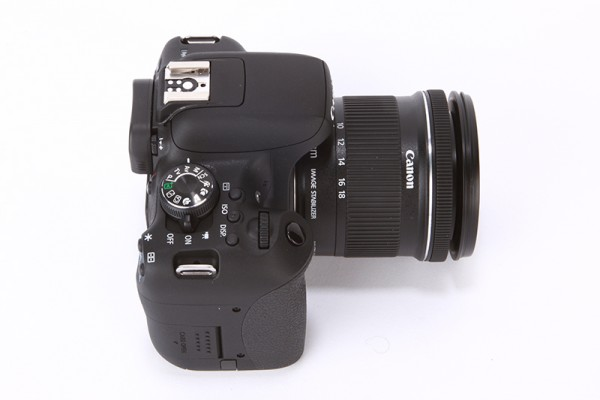 Canon EOS 750D product shot 7