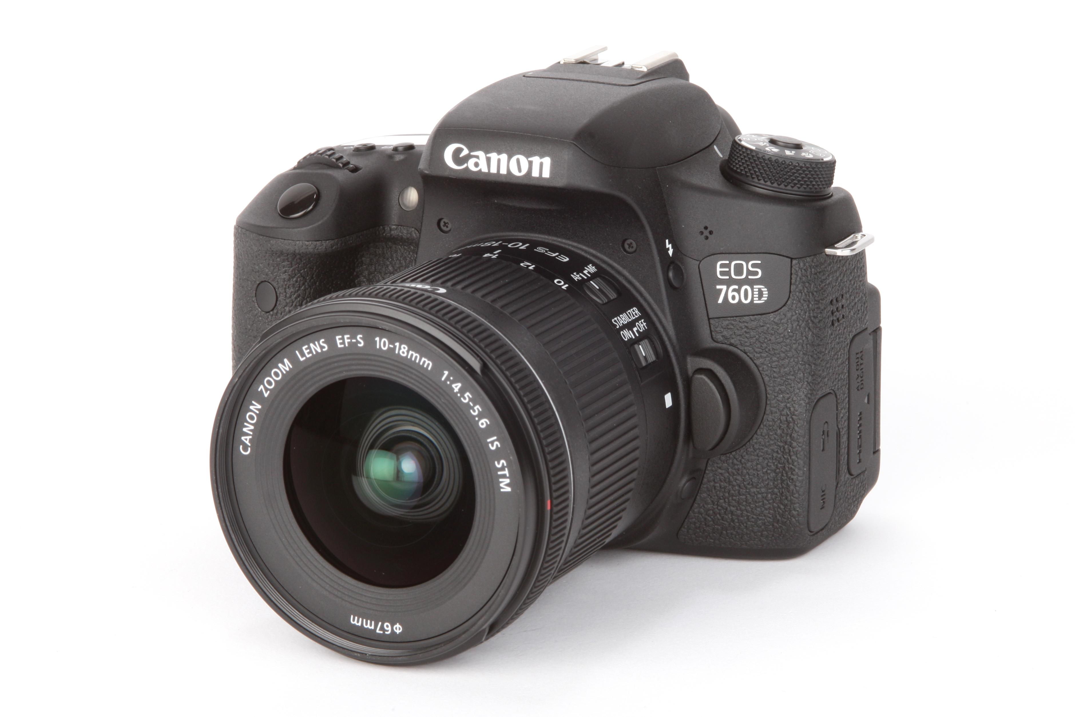 canon eos 760d review amateur photographer. Black Bedroom Furniture Sets. Home Design Ideas