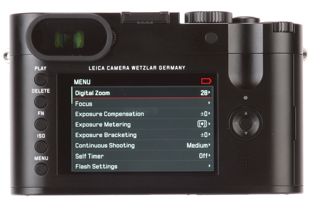Leica Q here: Full-frame compact looks set to be first in a series ...
