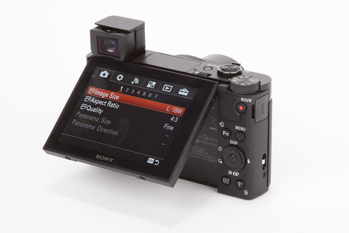 Sony hx90v prisjakt