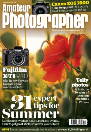 Amateur Photographer Cover aug 1 2015