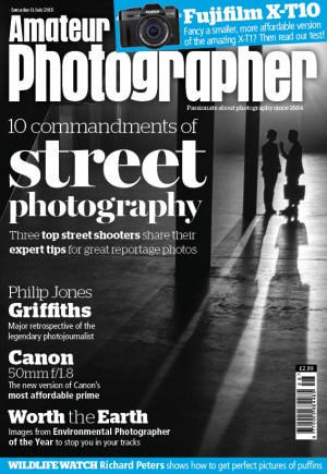 Amateur Photographer 11 July 2015