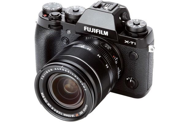 Test drive a Fuji X-series camera