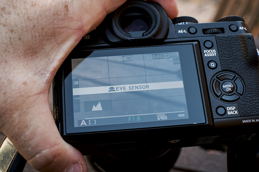 Master your camera: Set up your Fujifilm X-T1 for street photography