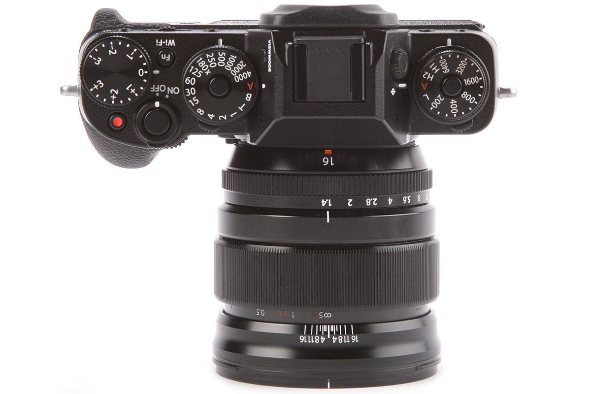Kết quả hình ảnh cho Fujifilm XF 16mm f/1.4 R WR