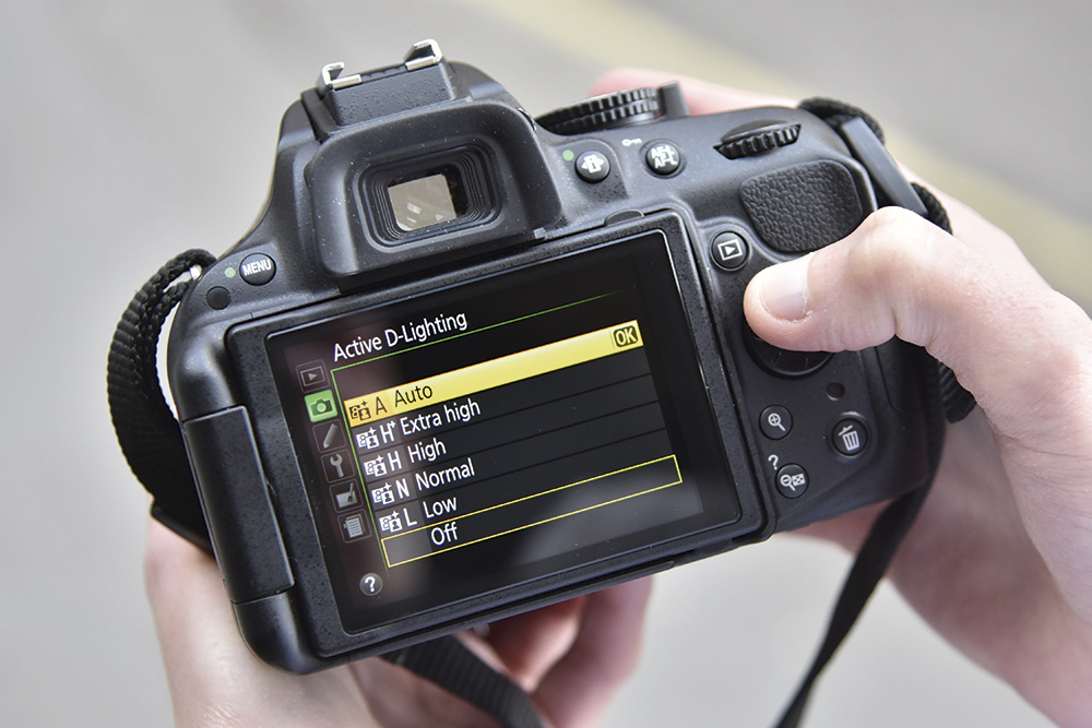 Nikon Active D-Lighting Auto & Master your camera: How to get the best out of Nikon Active D ... azcodes.com