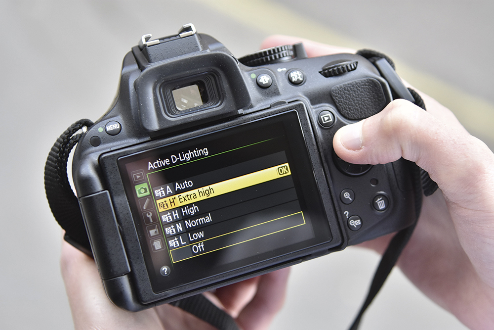 Nikon Active D-Lighting Extra High & Master your camera: How to get the best out of Nikon Active D ...