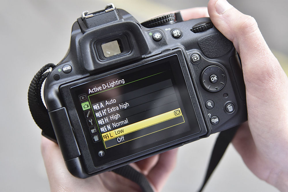 Nikon Active D-Lighting Low & Master your camera: How to get the best out of Nikon Active D ...