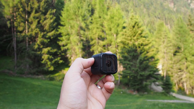 New GoPro Hero4 Session is 'smallest, lightest' GoPro ever ...