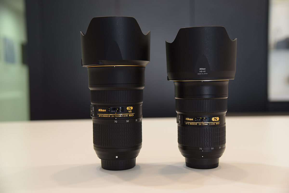 hands on with the new nikon af s nikkor 24 70mm f 2 8e ed. Black Bedroom Furniture Sets. Home Design Ideas