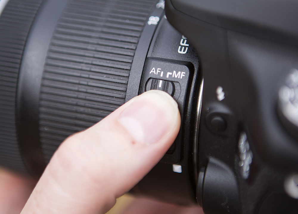 Master your camera: Canon's Dual Pixel CMOS AF on the Canon