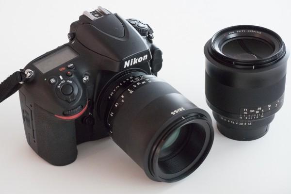 Zeiss Milvus lenses: Hands-on First Look - Amateur Photographer
