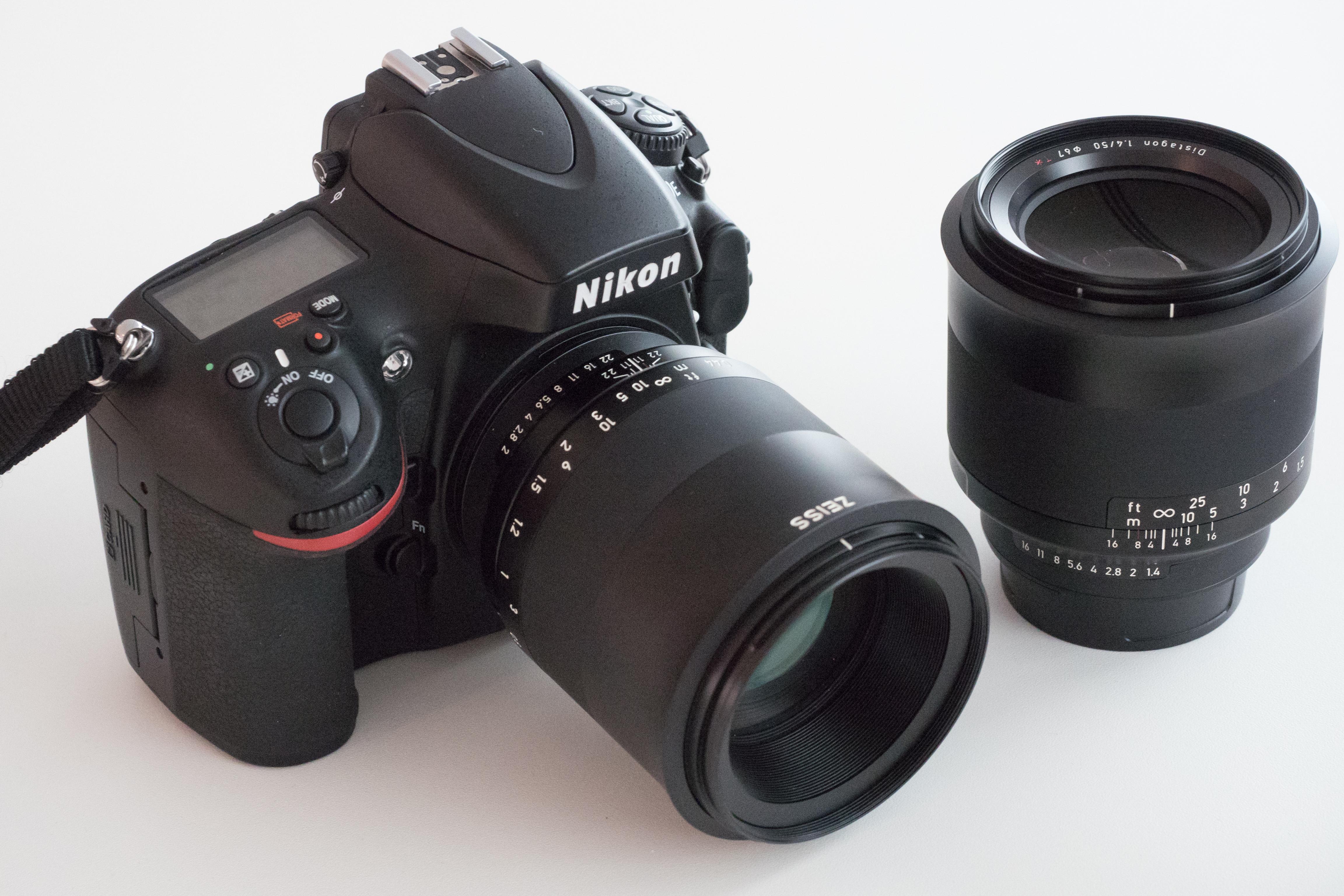 Zeiss Milvus lenses: Hands-on First Look - Amateur