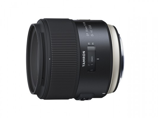 Tamron unveils new 35mm f/1.8 and 45mm f/1.8 lenses – a 'new chapter' in SP optics