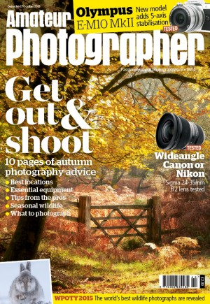 Amateur Photographer 17 October 2015