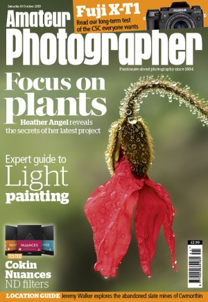 Amateur Photographer 10 October 2015
