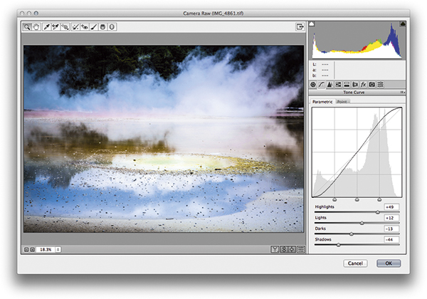 Photo editing masterclass: Adding colour and contrast