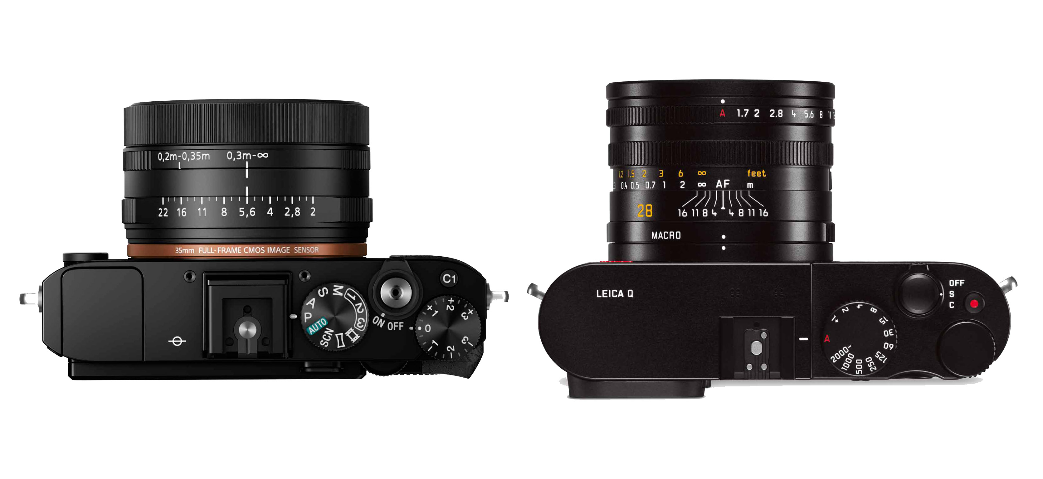 Sony RX1 R II vs Leica Q (Typ 116) - Amateur Photographer