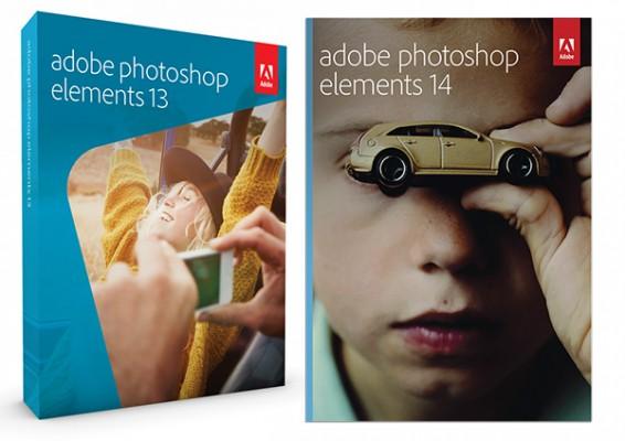 photoshop elements 14 vs photoshop